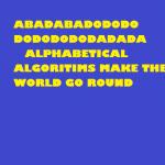 ALPHA ALGORITHMS