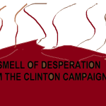 THE SMELL OF DESPERATION