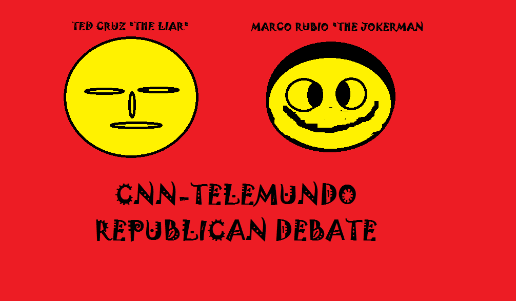 CNN TELEMUNDO REP DEBATE