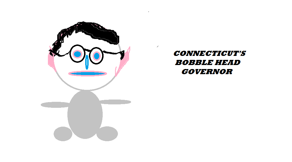 CT BOBBLE HEAD GOVERNOR
