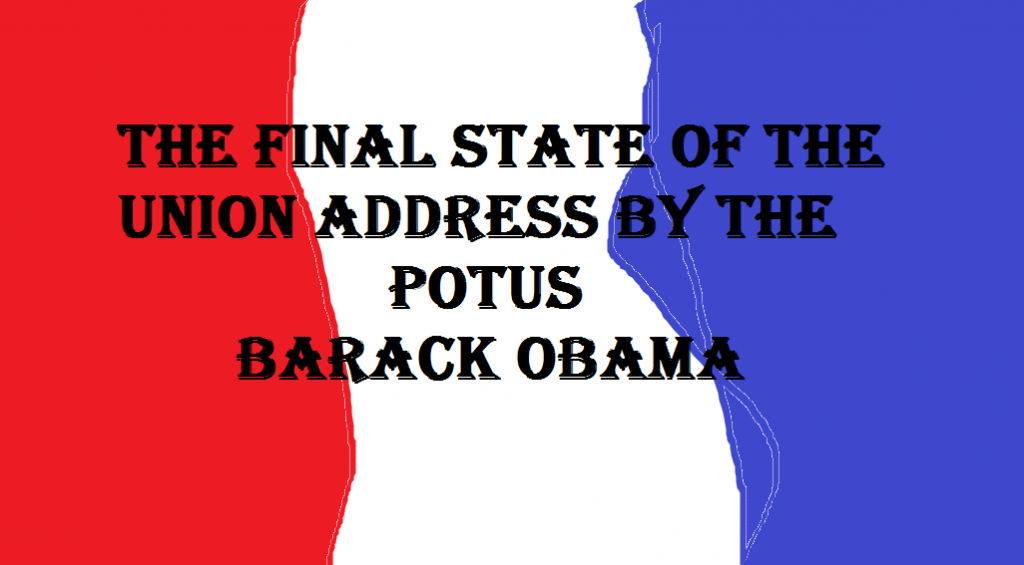 THE FINAL STATE OF THE UNION BY POTUS BO