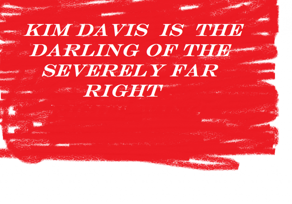 kim davis is the darlling