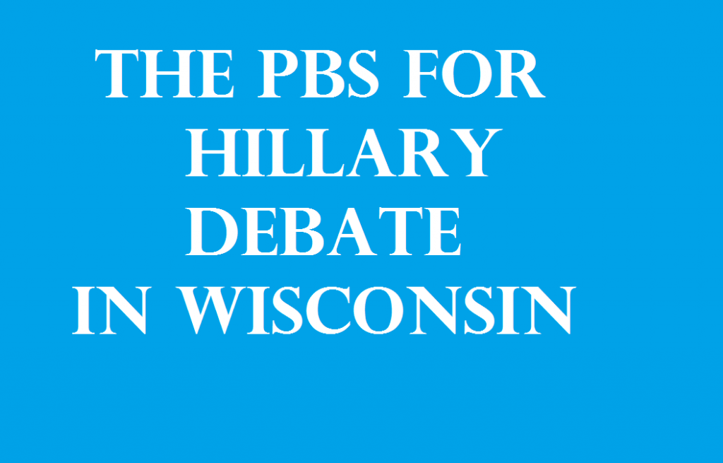 pbs for hillary debate