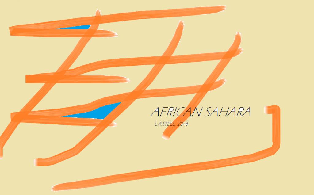 african-sahara