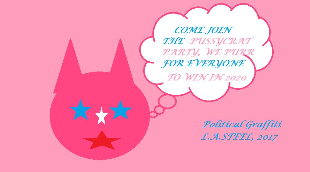 pussy party membership 2017