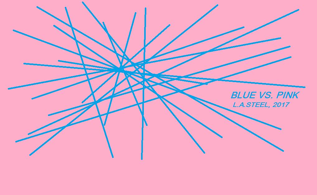 BLUE VS PINK 2017