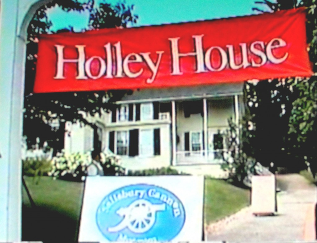 Holly House front