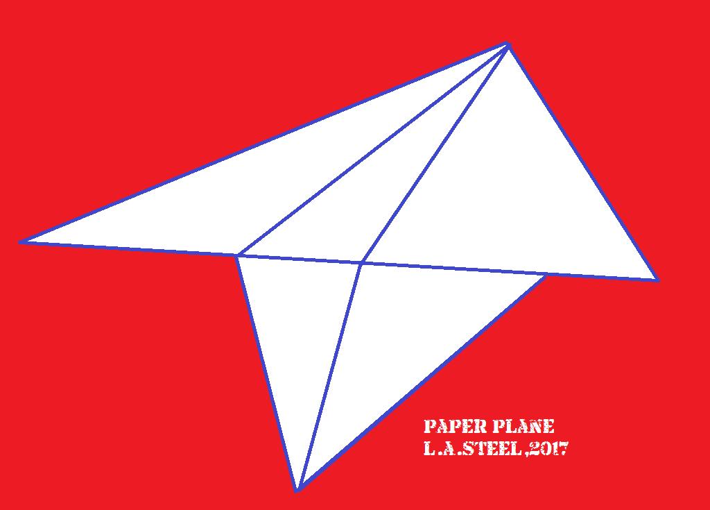 paper plane 2017
