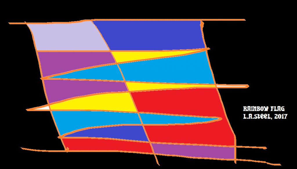 RAINBOW FLAG 2017