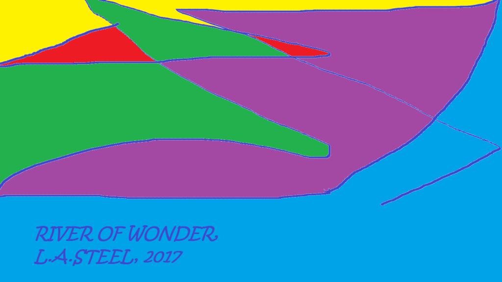 RIVER OF WONDER 2017