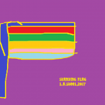 STANDING FLAG 2017