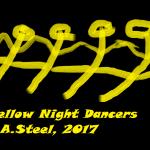 yellow night dancers 2017