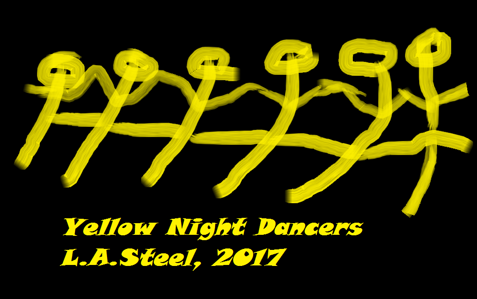 yellow night dancers 2017