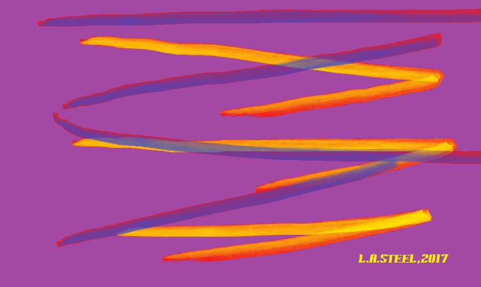sunset 2017 purple