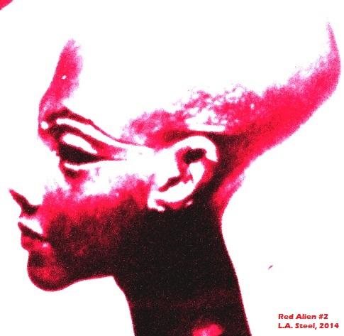 Red Alien #2