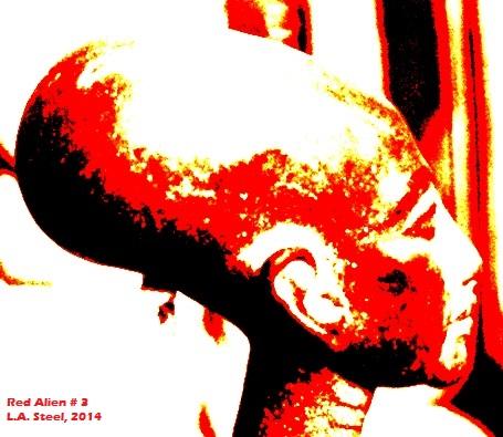 Red Alien #3