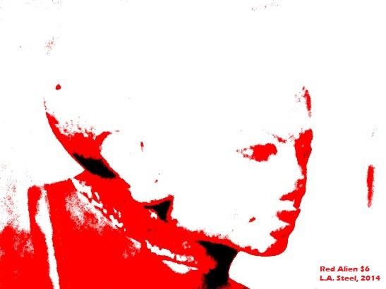 Red Alien #6