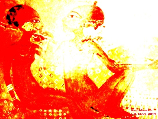 Red Alien #8