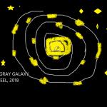 NEW GRAY GALAXY 2018