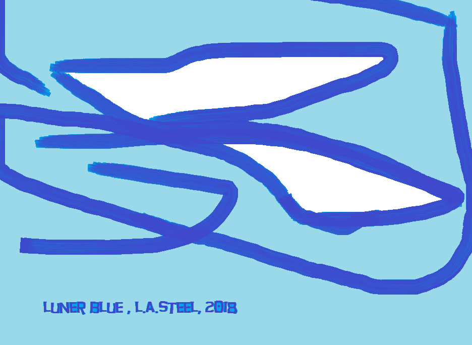 luner blue 2018