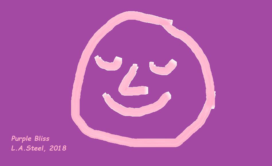 purple bliss 2018