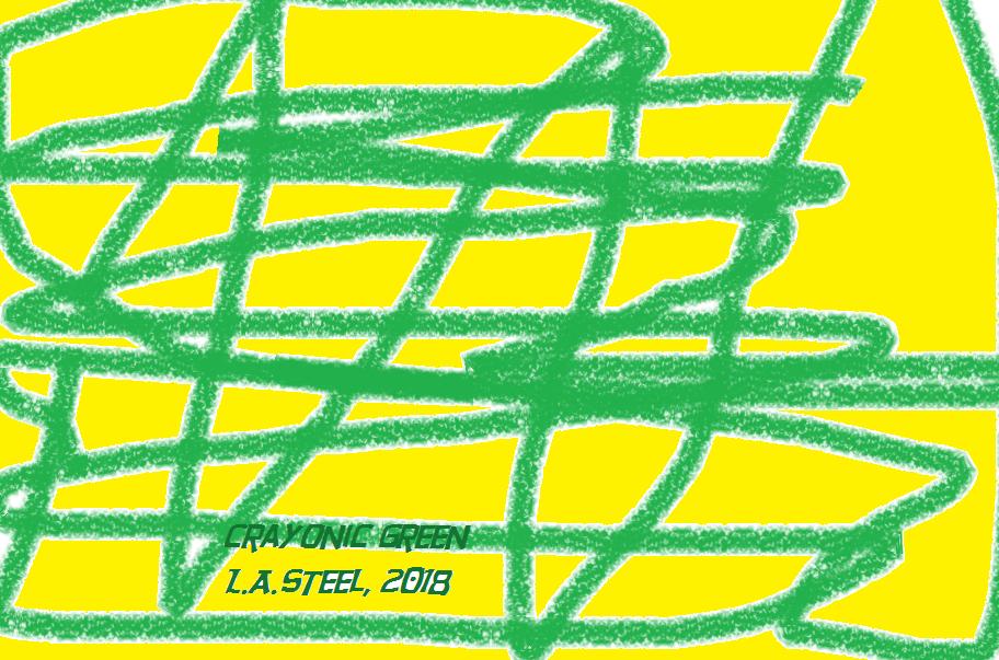 crayonic green 2018