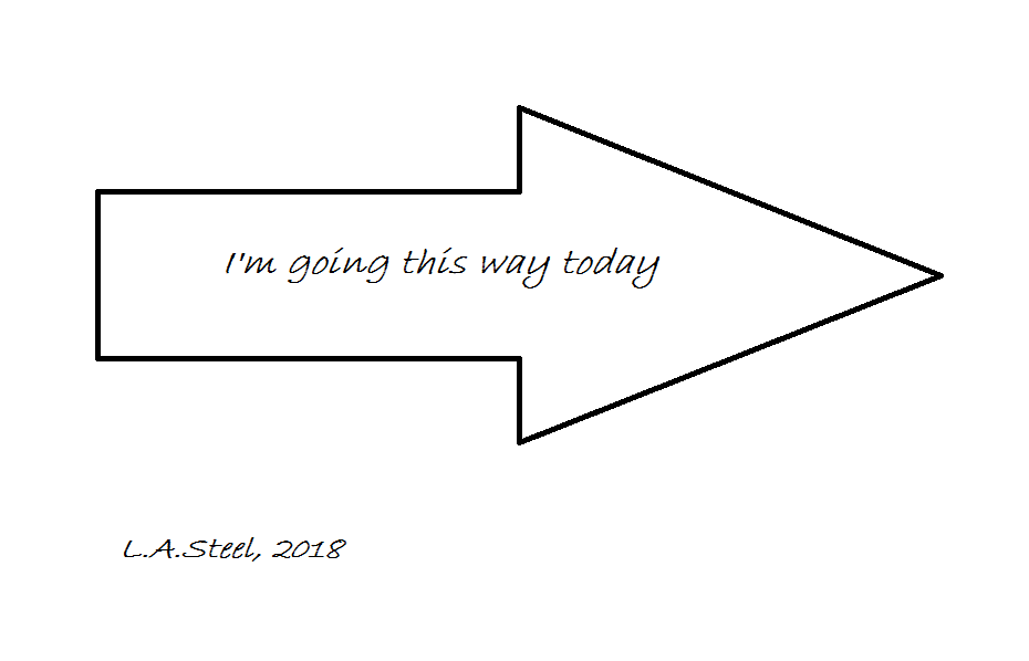i'm going this way 2018