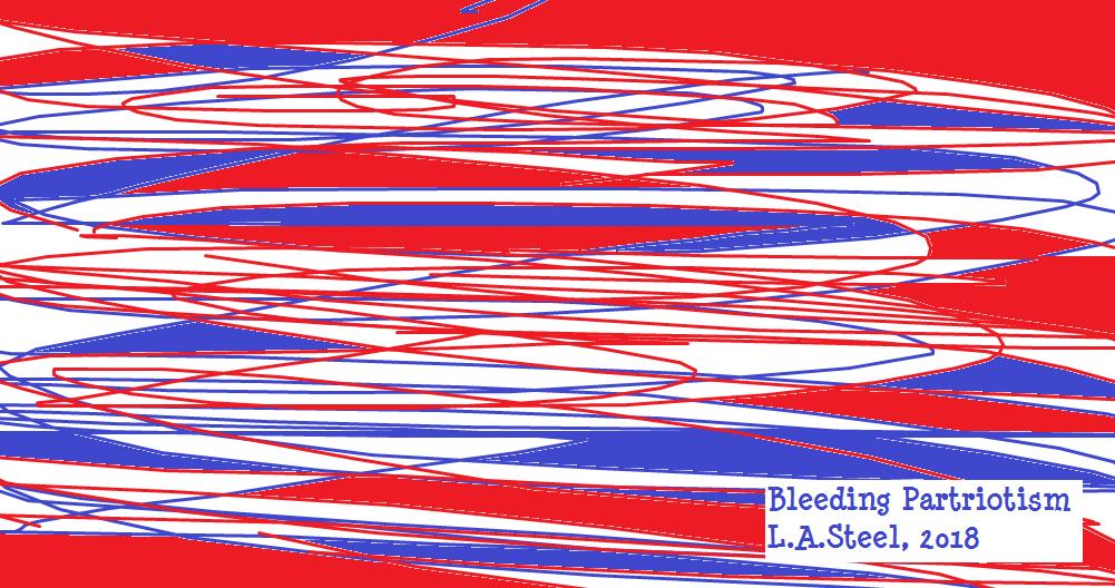 bleeding patriotism 2018