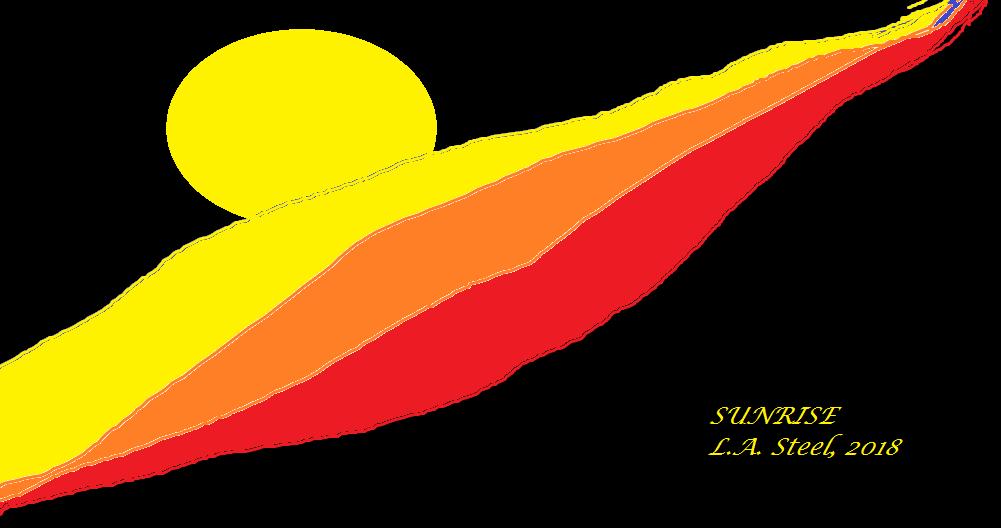 sunrise 2018