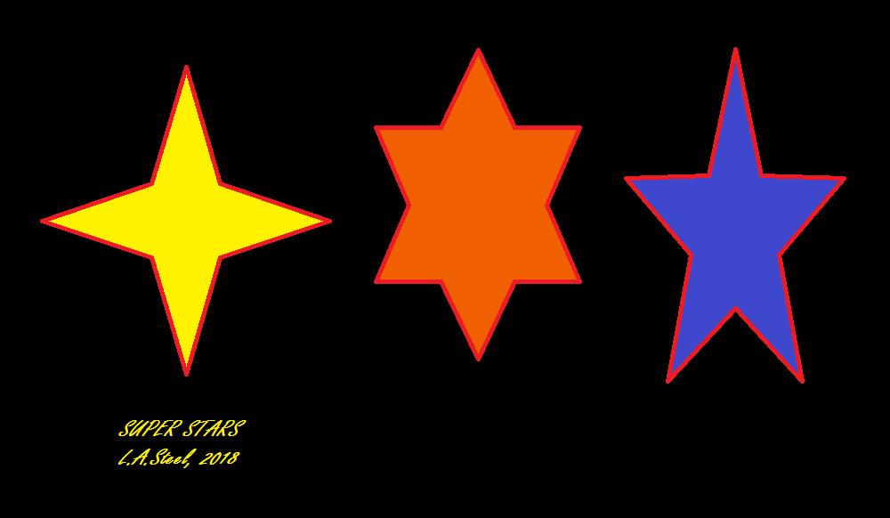 super stars 2018
