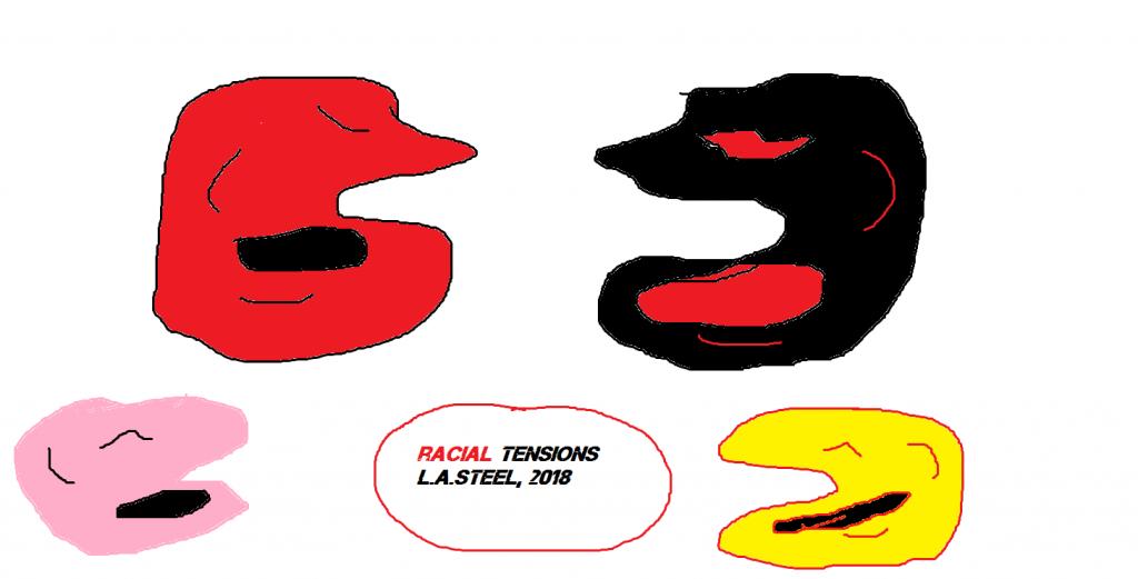 racial tensions 2018