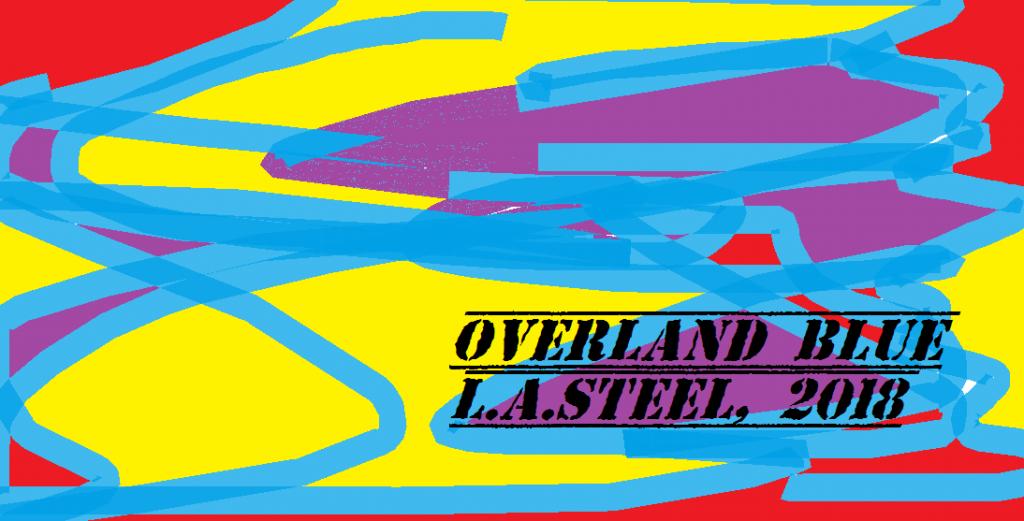 overland blue 2018