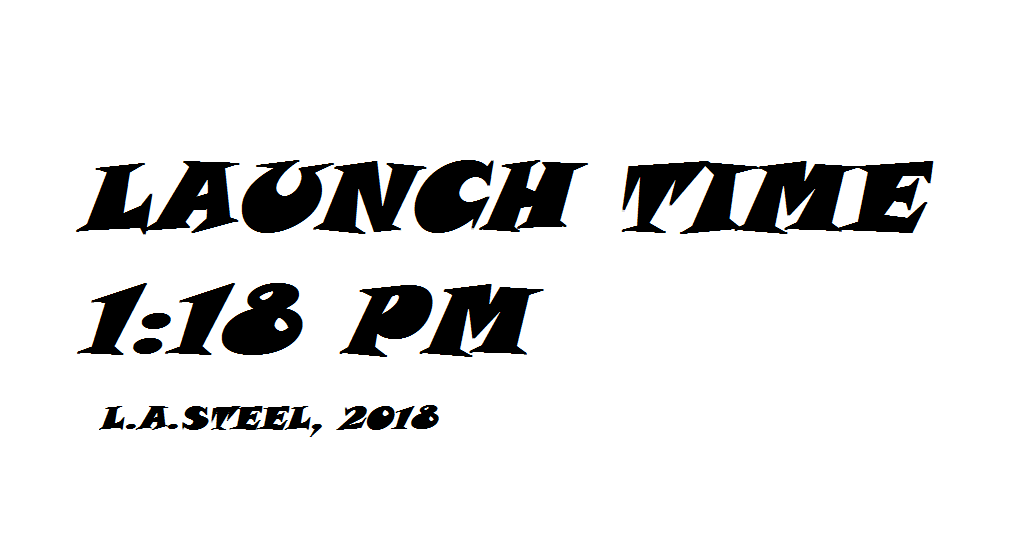 LAUNCH TIME 2018