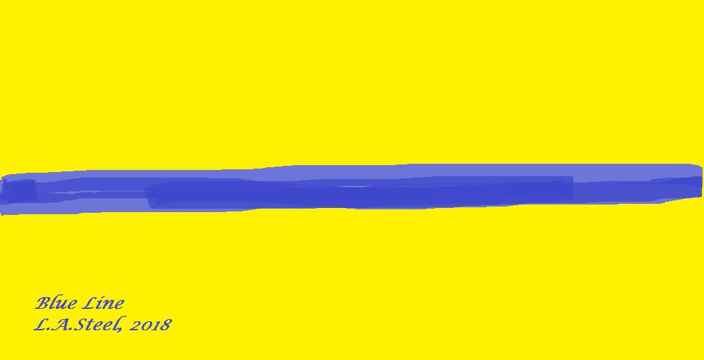 blue line 2018