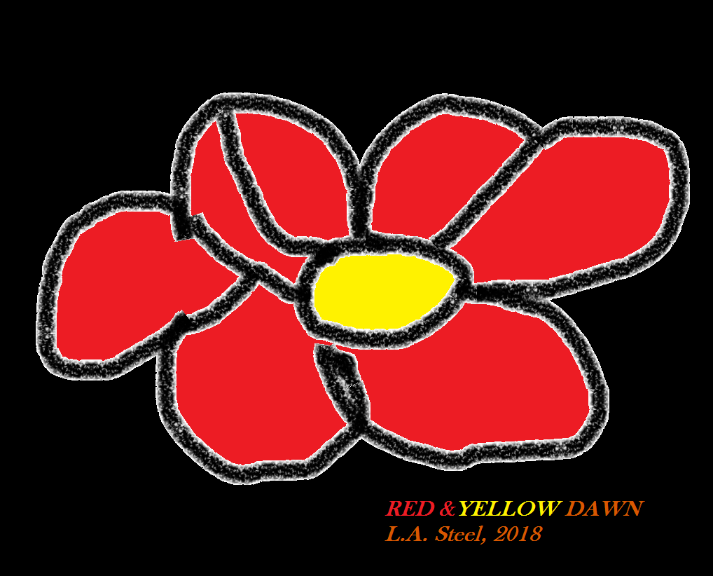 red and yellow dawn 2018