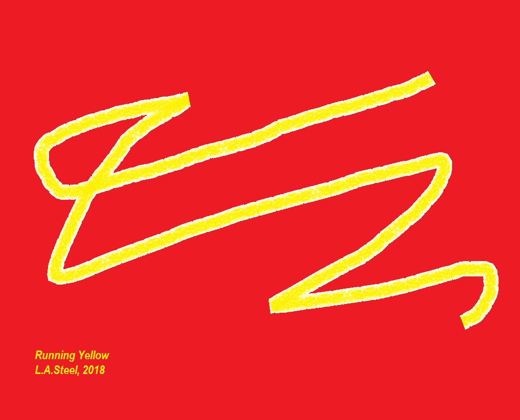 running yellow 2018