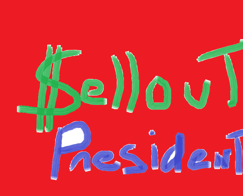 sellout president 2018