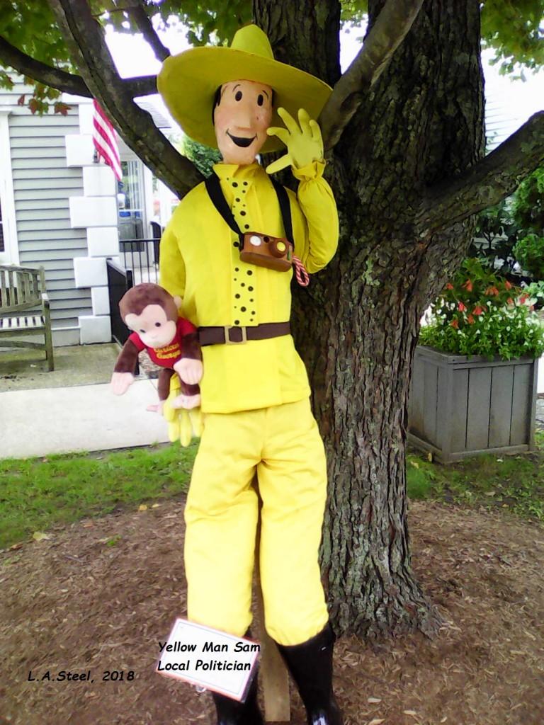 yellow man sam local politician 2018