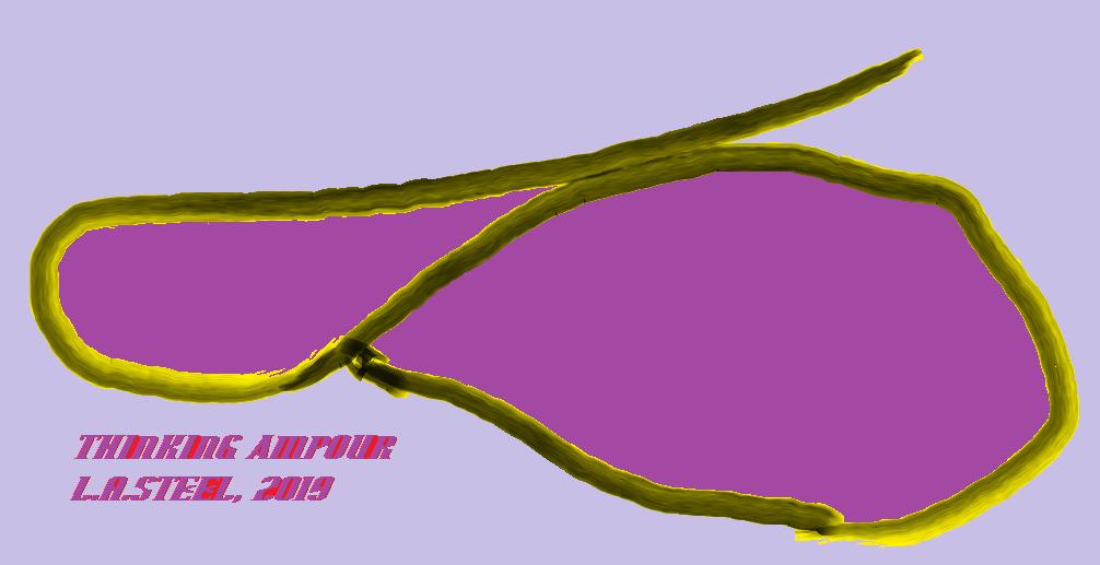 thinking ampour lavender 2019