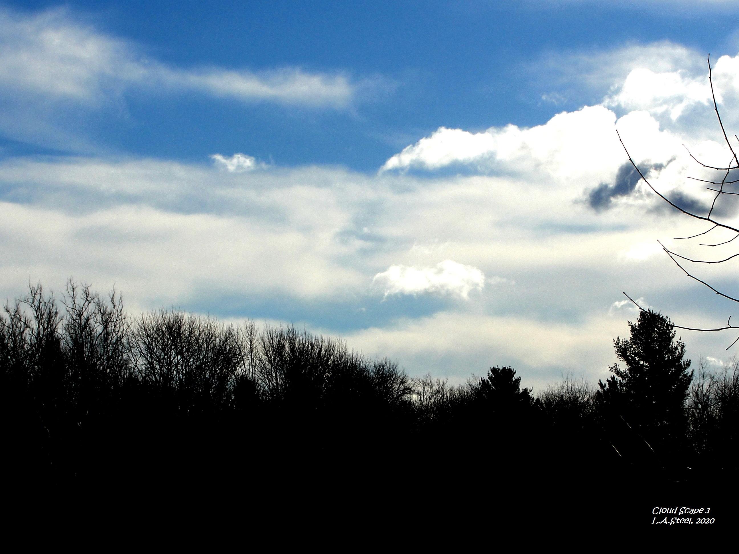 cloud scape 3 2020