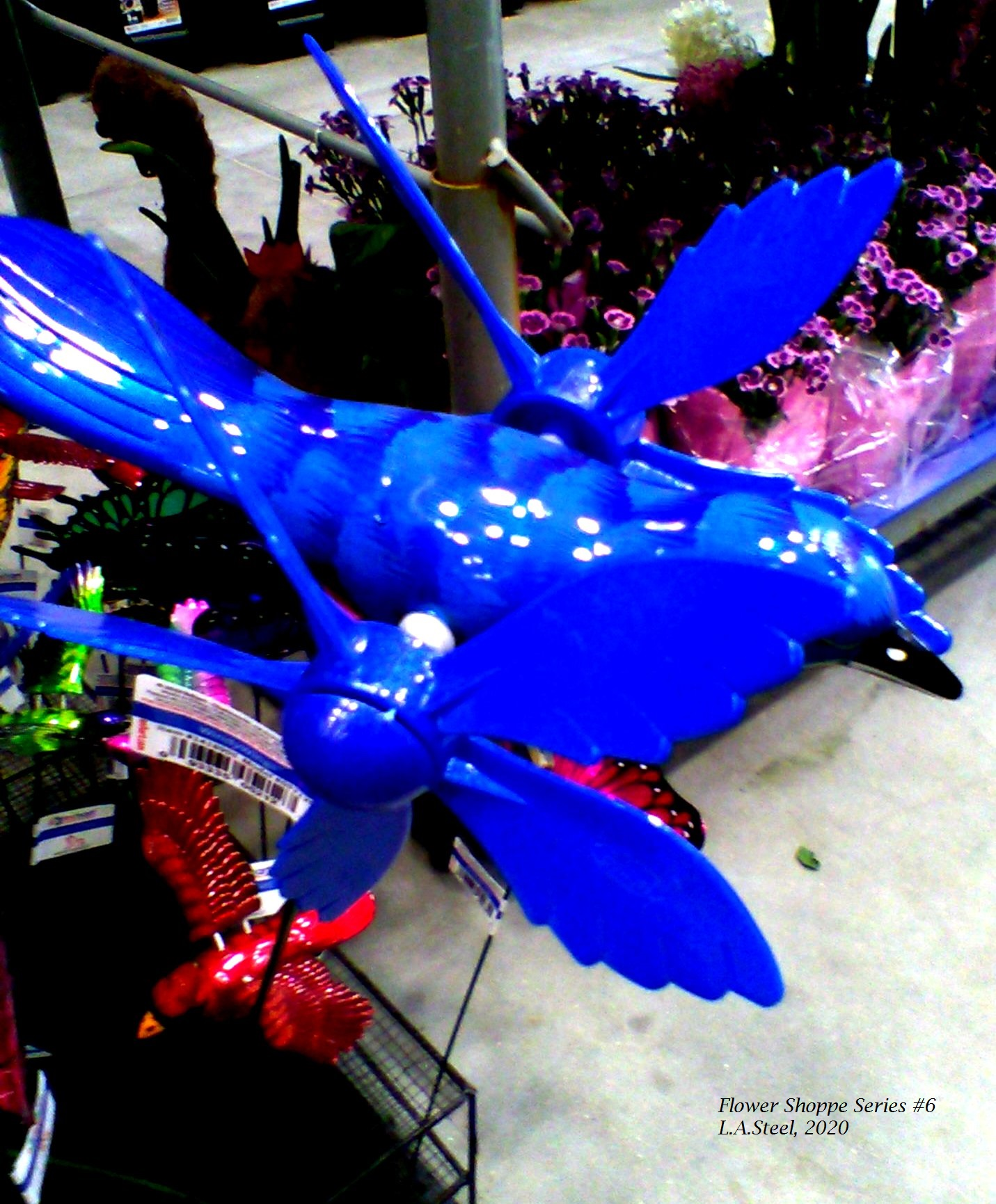 flower shoppe series #6 3 2020