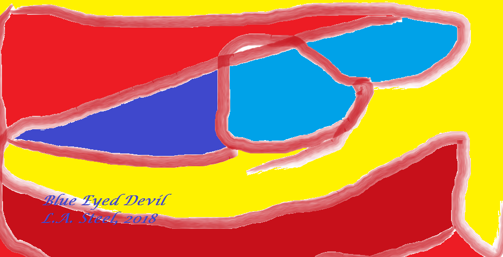 blue eyed devil 2018