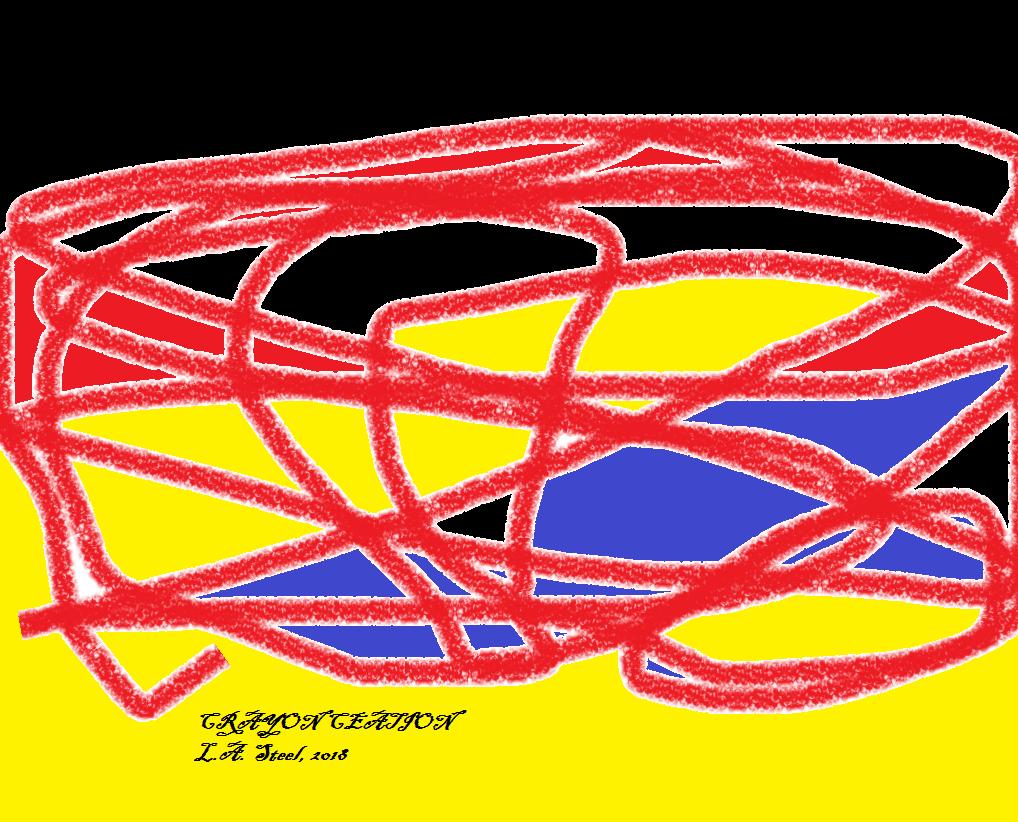 crayon creation 2018