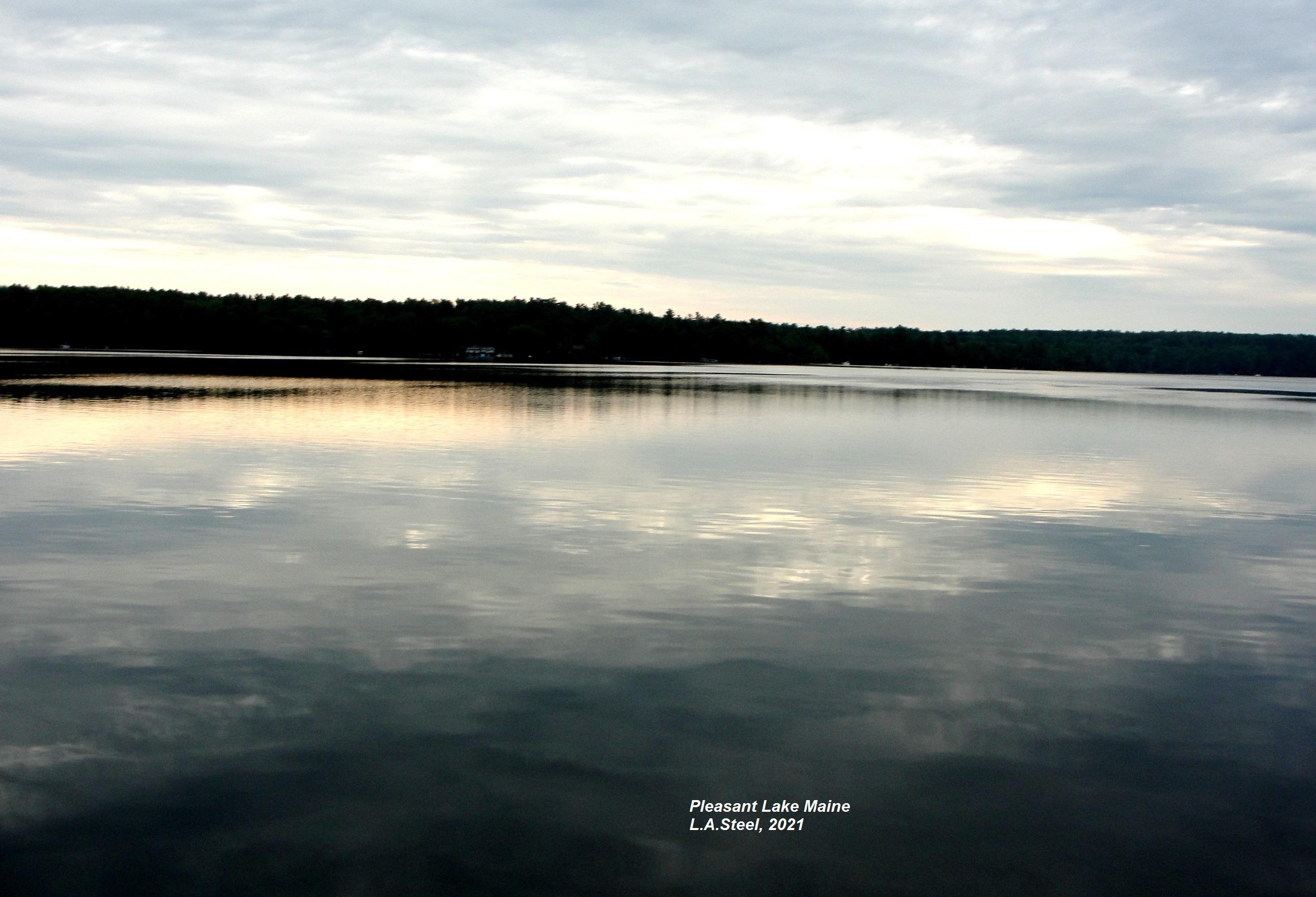 pleasant lake maine 2021